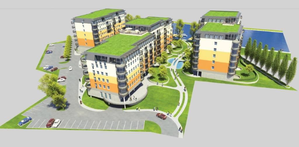 predaj pozemok na komerčnú výstavbu Nitra, Piesková