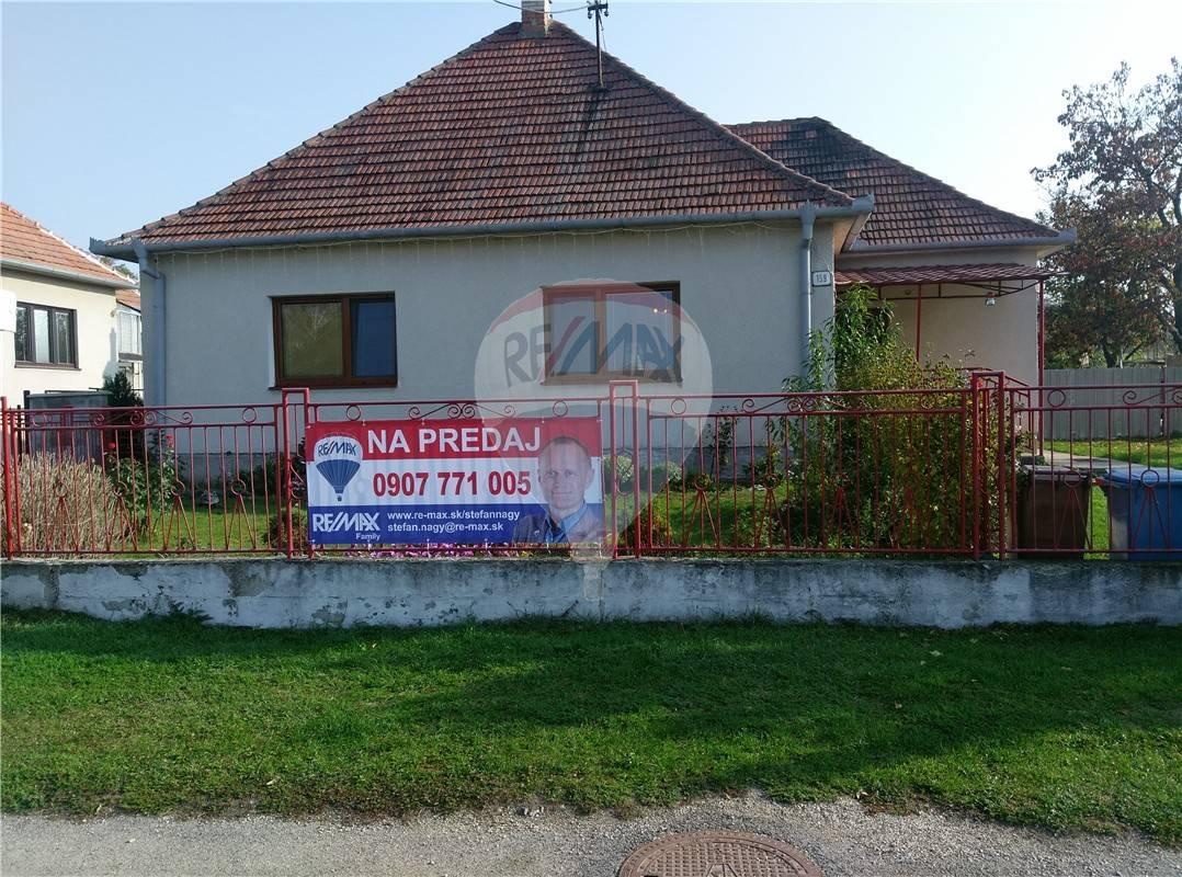 predaj rodinný dom Hruboňovo