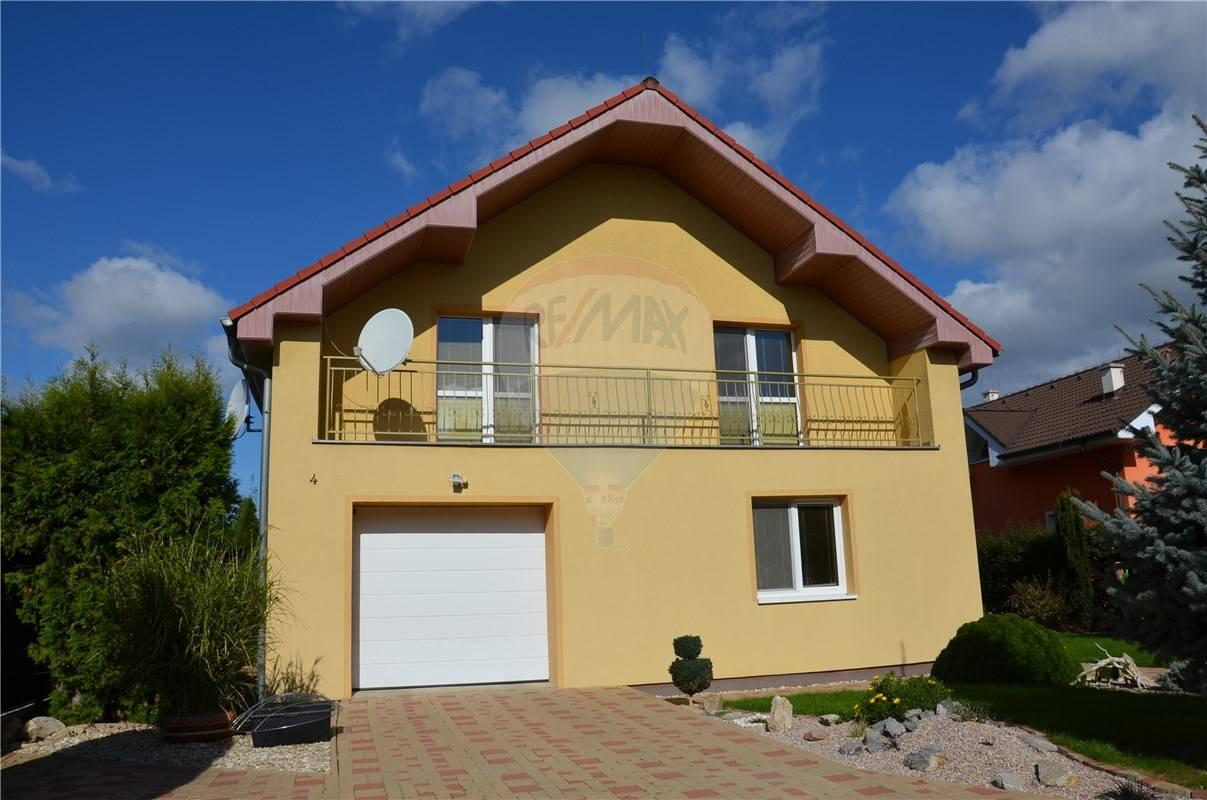 predaj rodinný dom Nitra, Tekovská