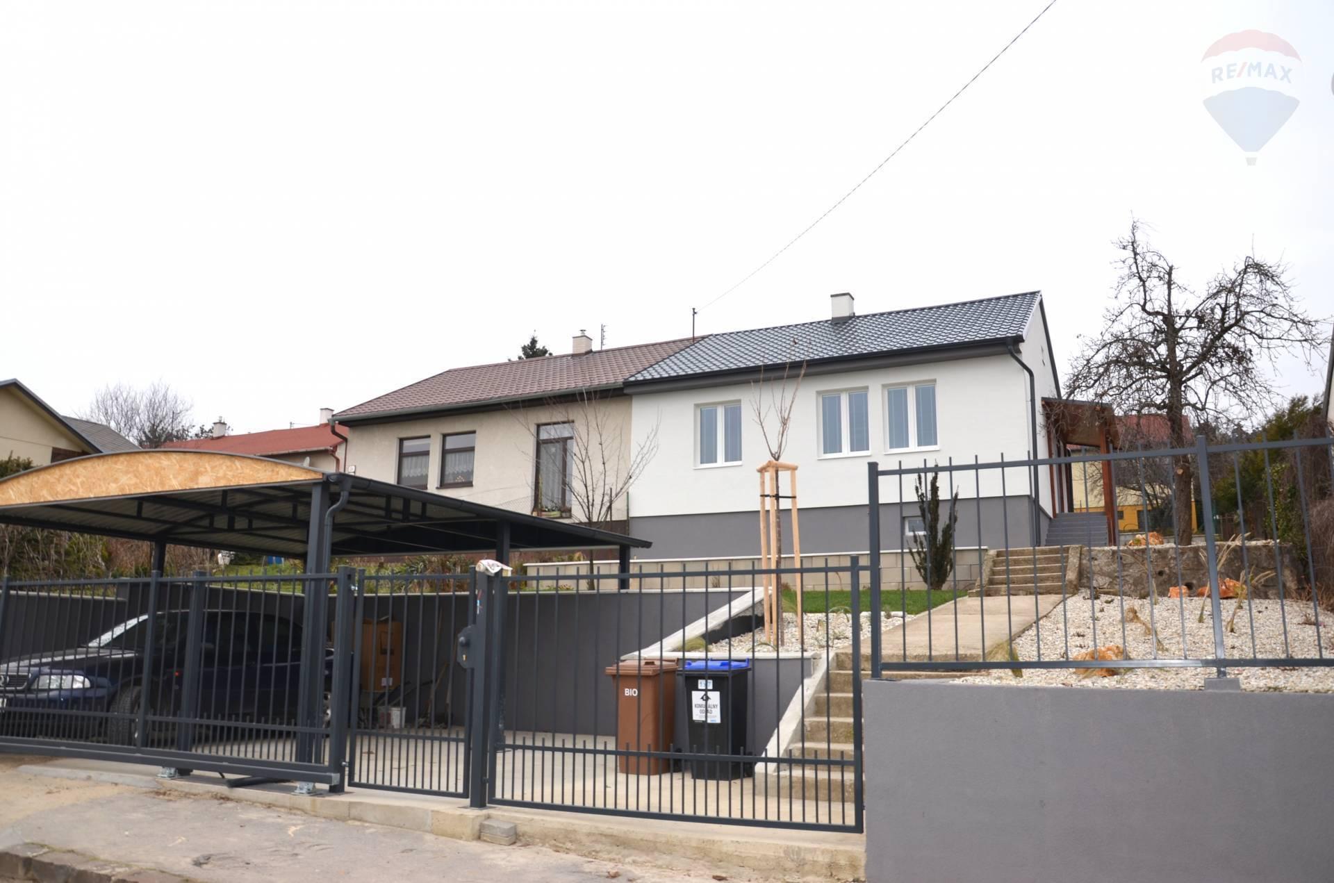 prenájom rodinný dom Nitra, Červenova