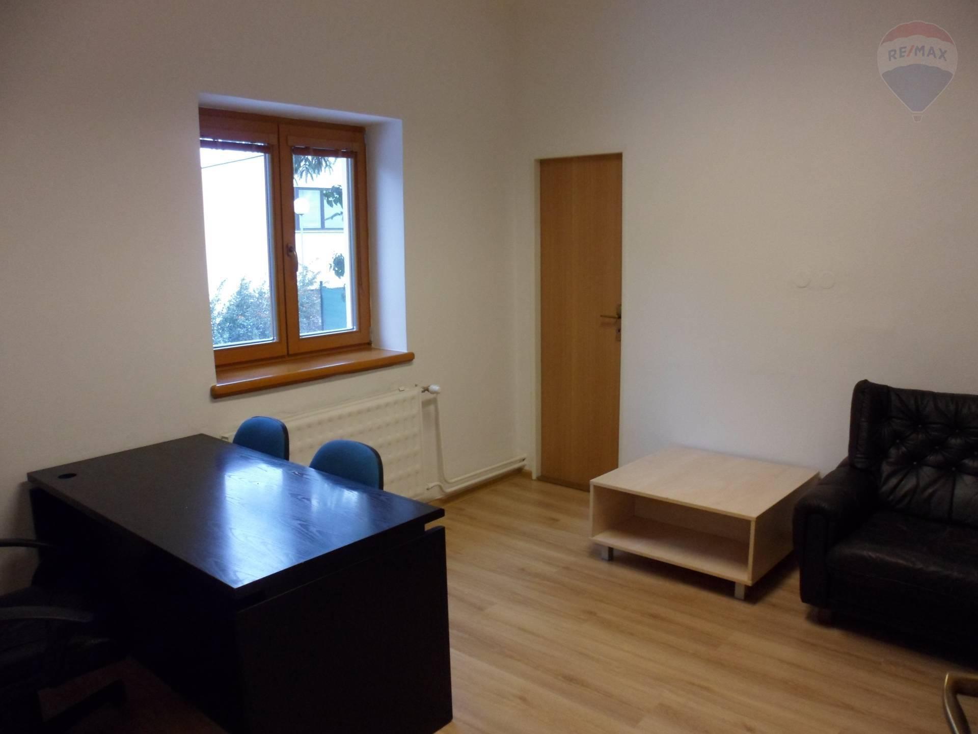 prenájom kancelária Nitra, Damborského