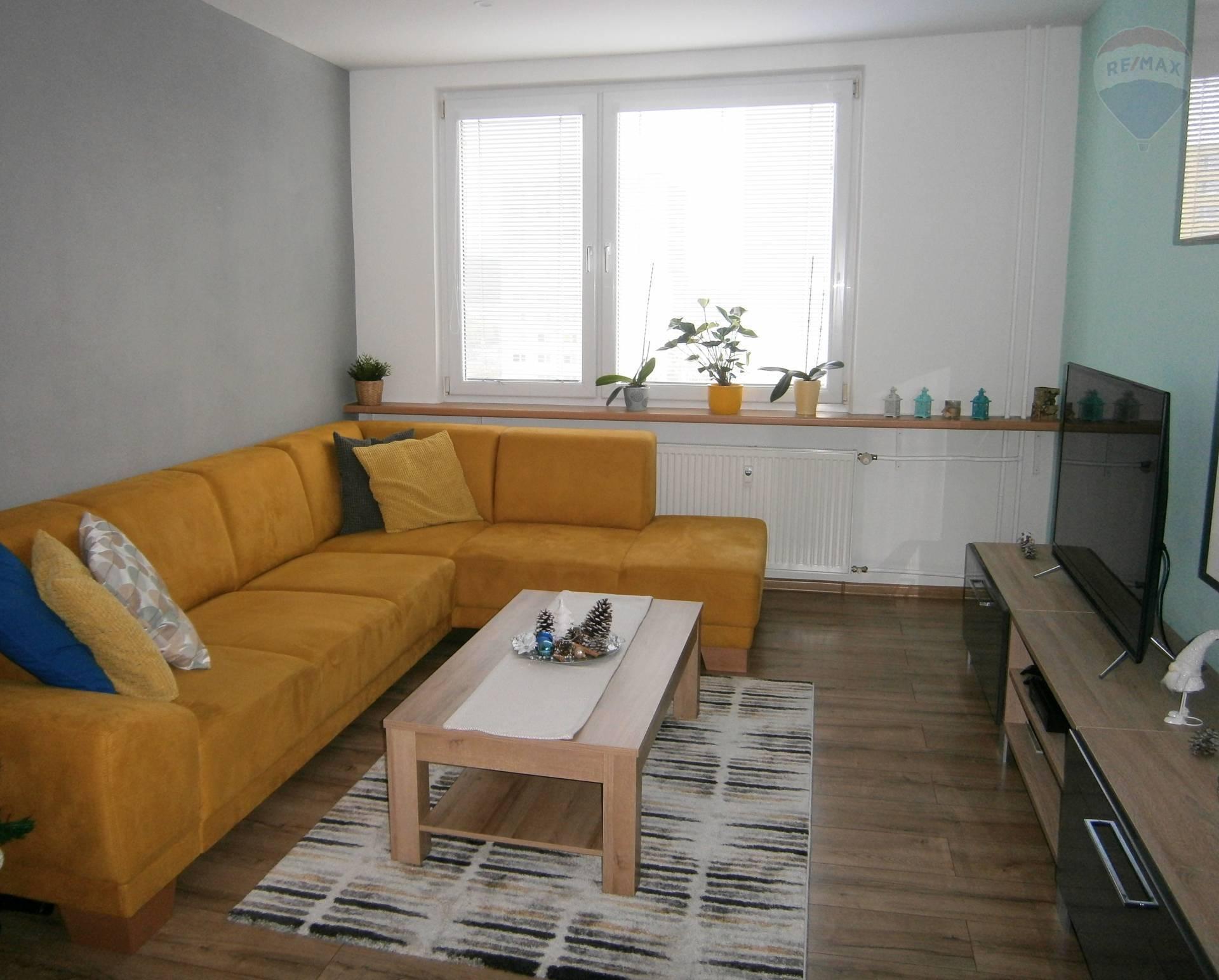 prenájom 3 izbový byt Nitra, Bazovského