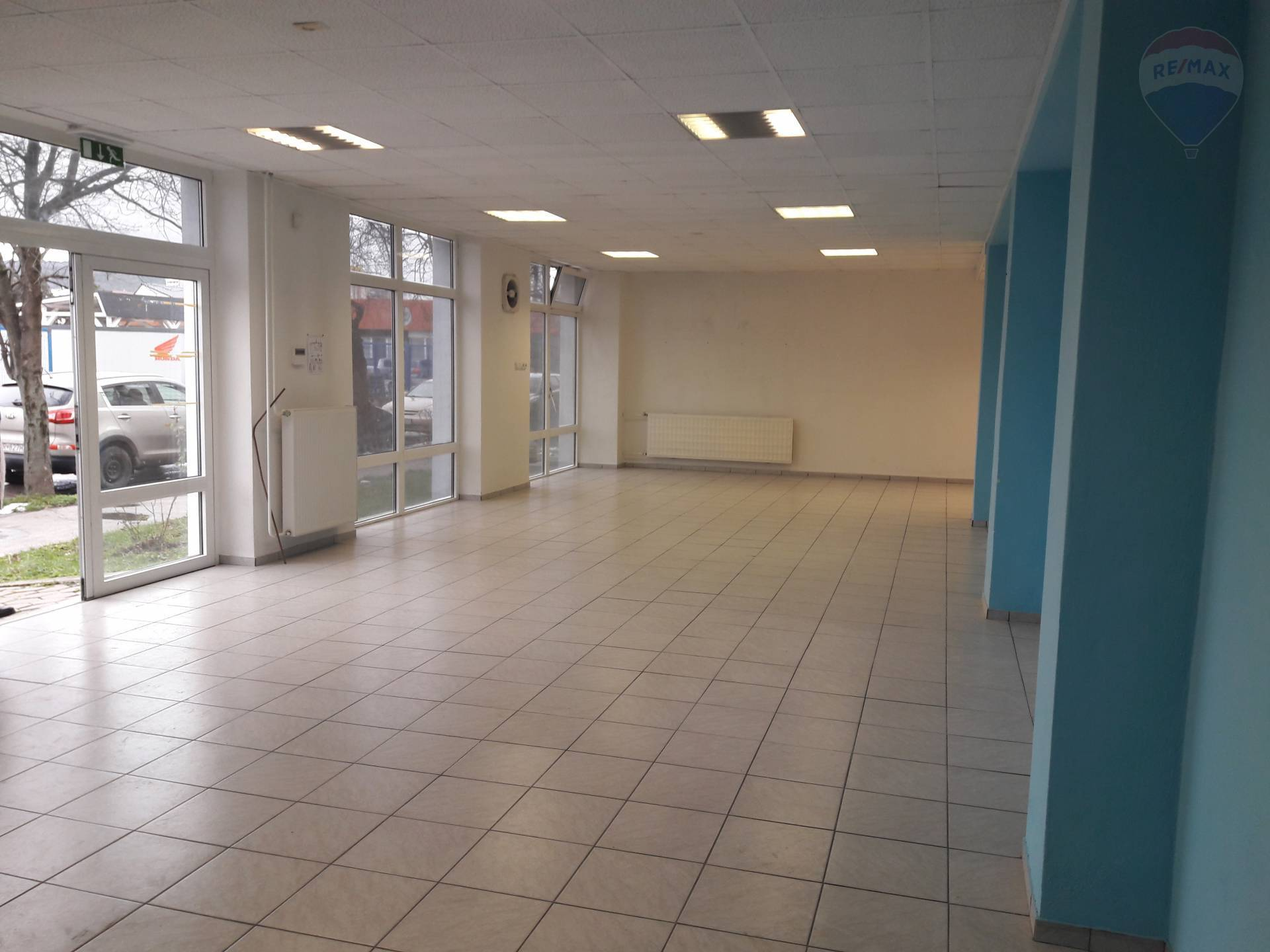 prenájom obchodný priestor Nitra, Rybárska