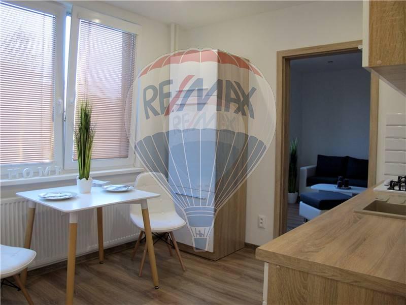 prenájom 1 izbový byt Nitra, Tribečská