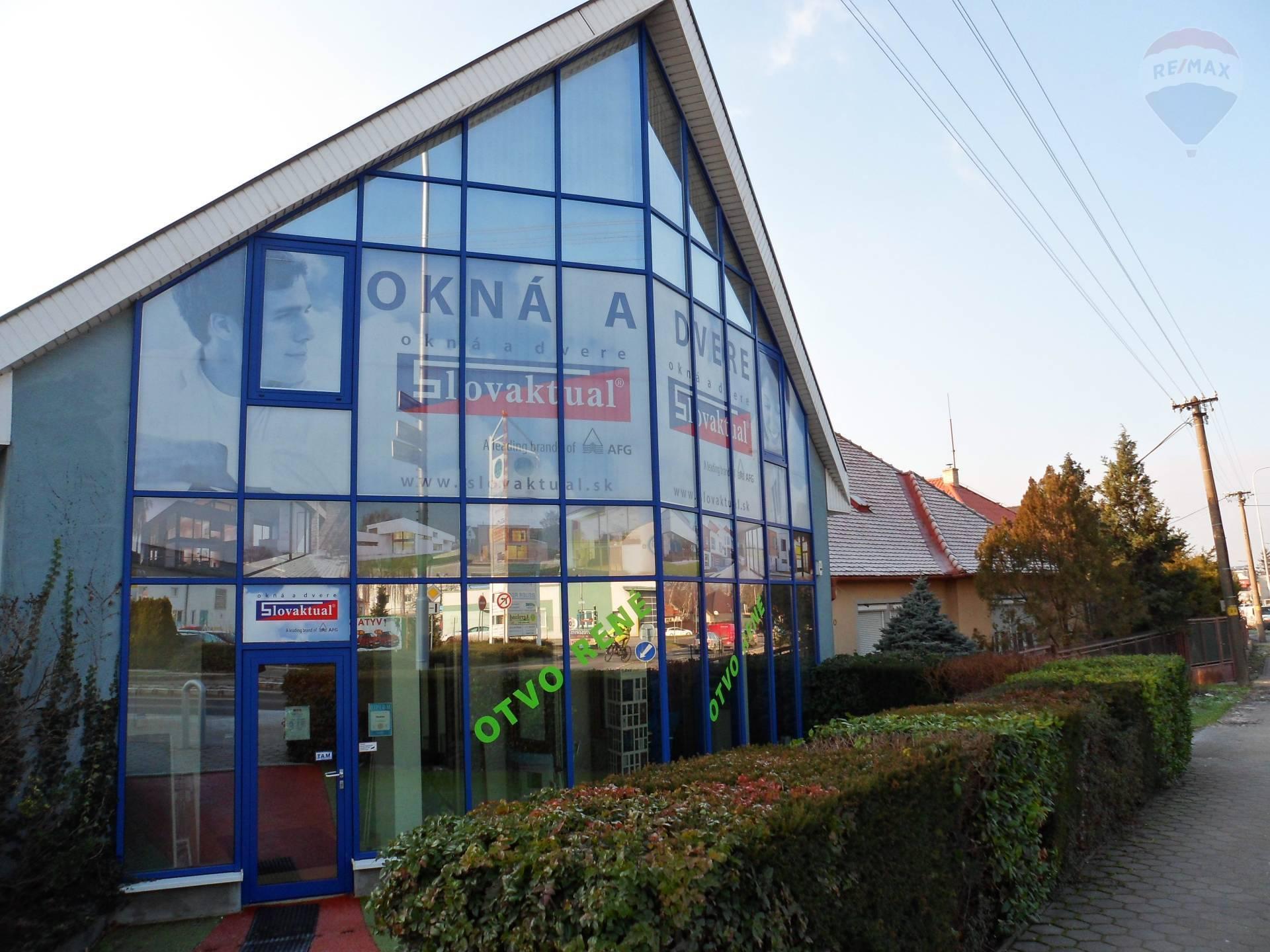 prenájom kancelária Nitra, Levická