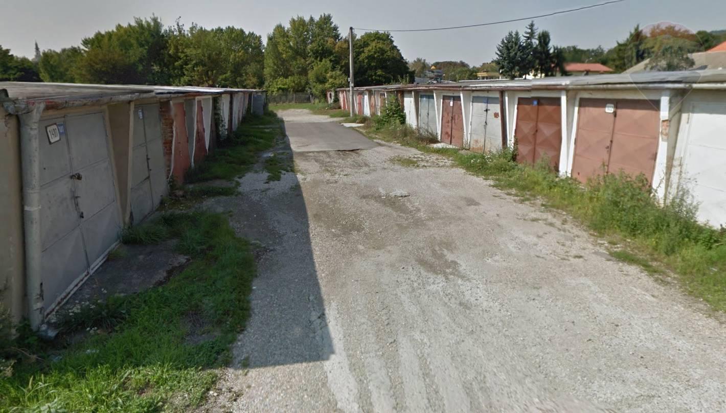 predaj malý objekt, garáž Nitra
