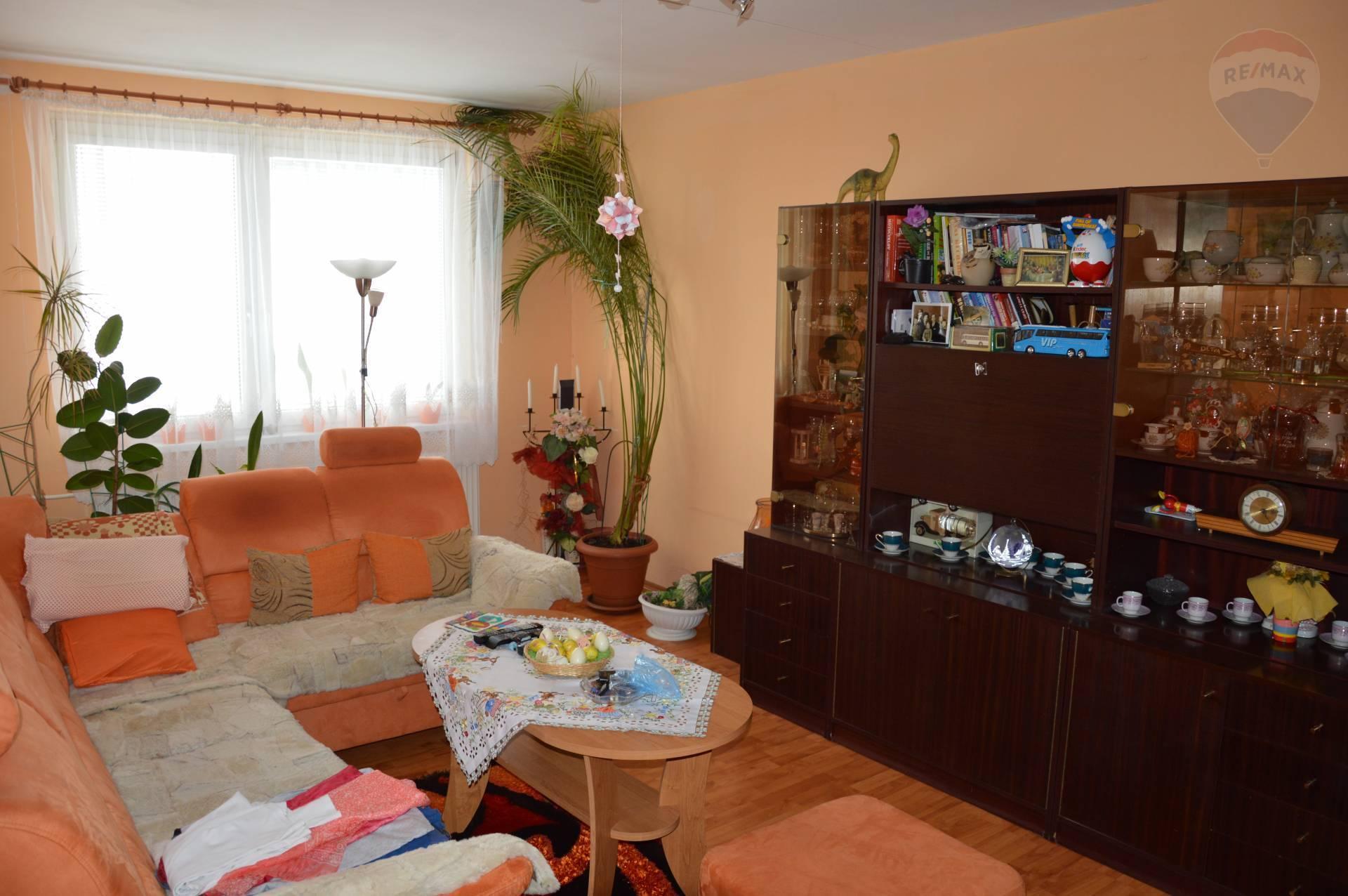 predaj 2 izbový byt Nitra, Nedbalova
