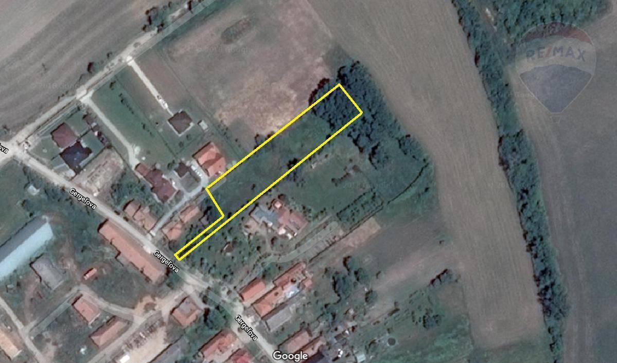 predaj stavebný pozemok Ivanka pri Nitre