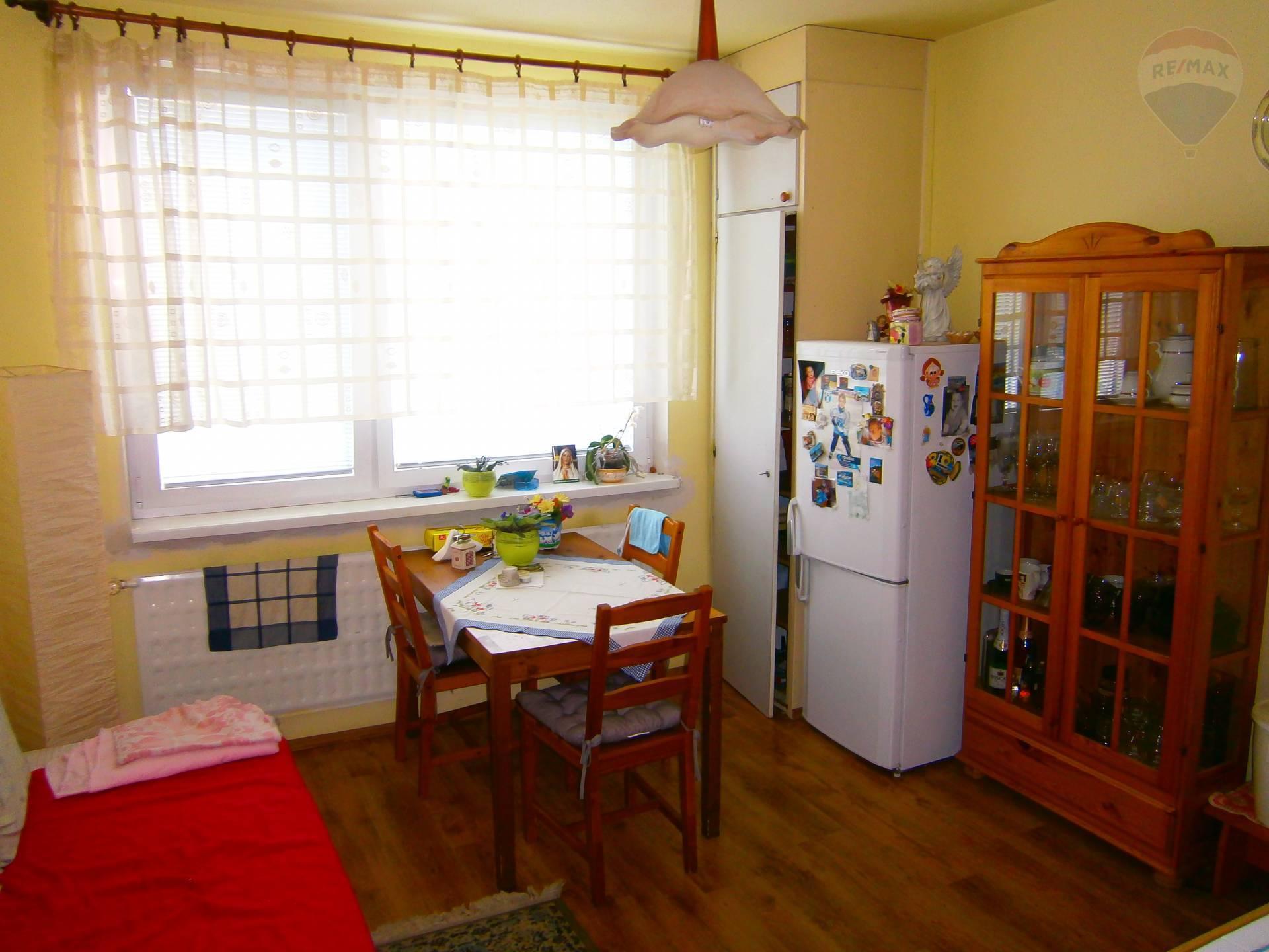 predaj 1 izbový byt Nitra, Bizetova