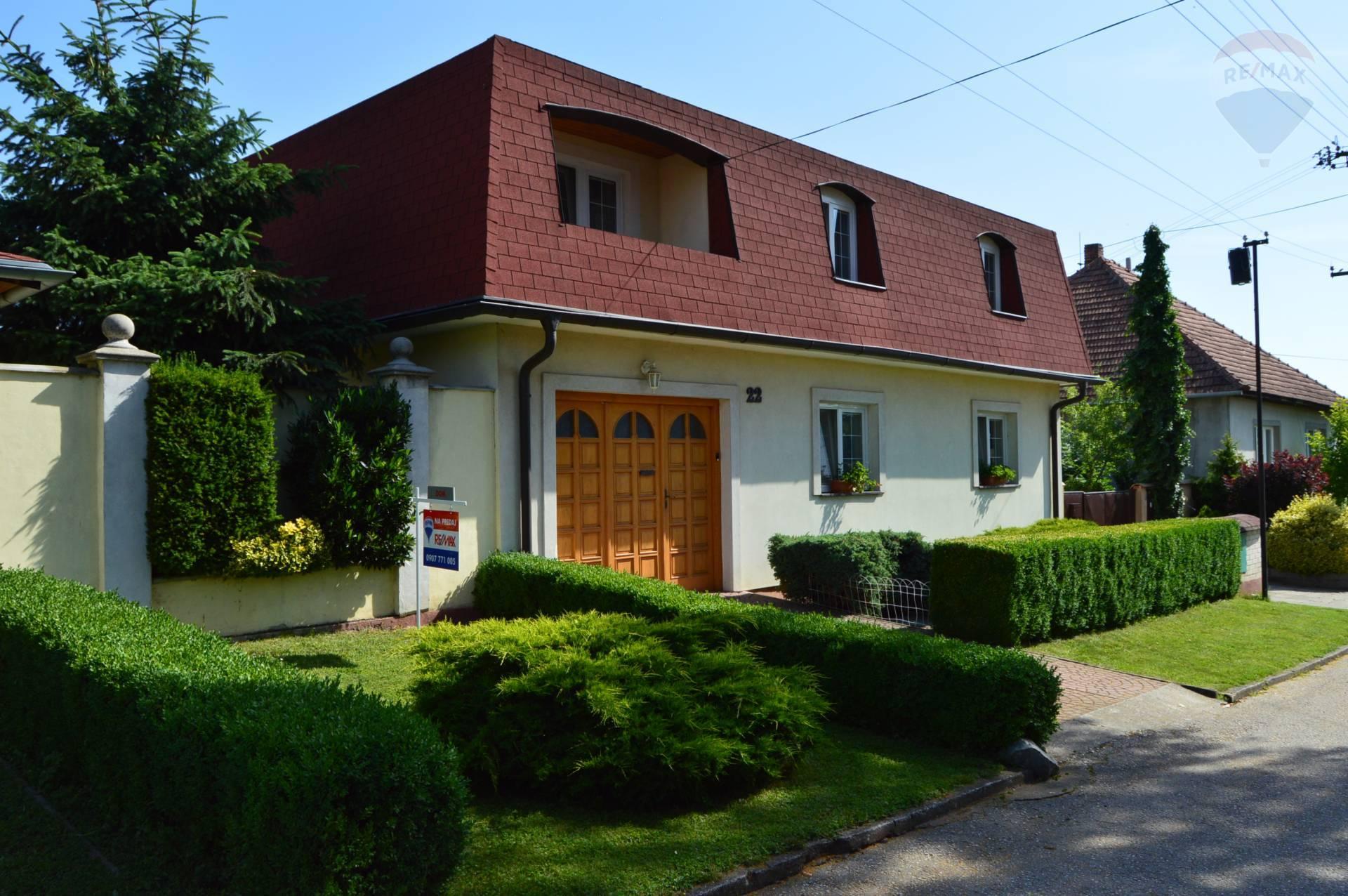 Predaj rodinný dom Belince