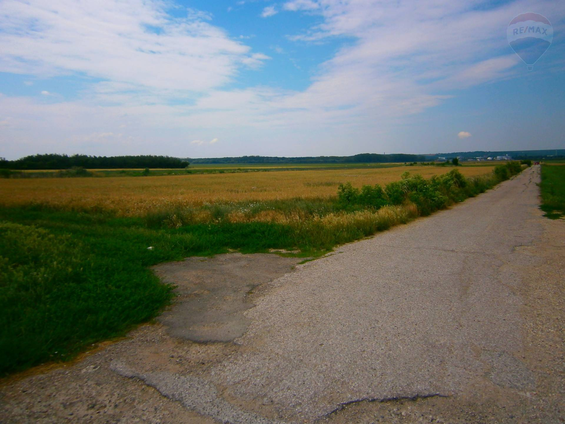 predaj stavebný pozemok Nitra