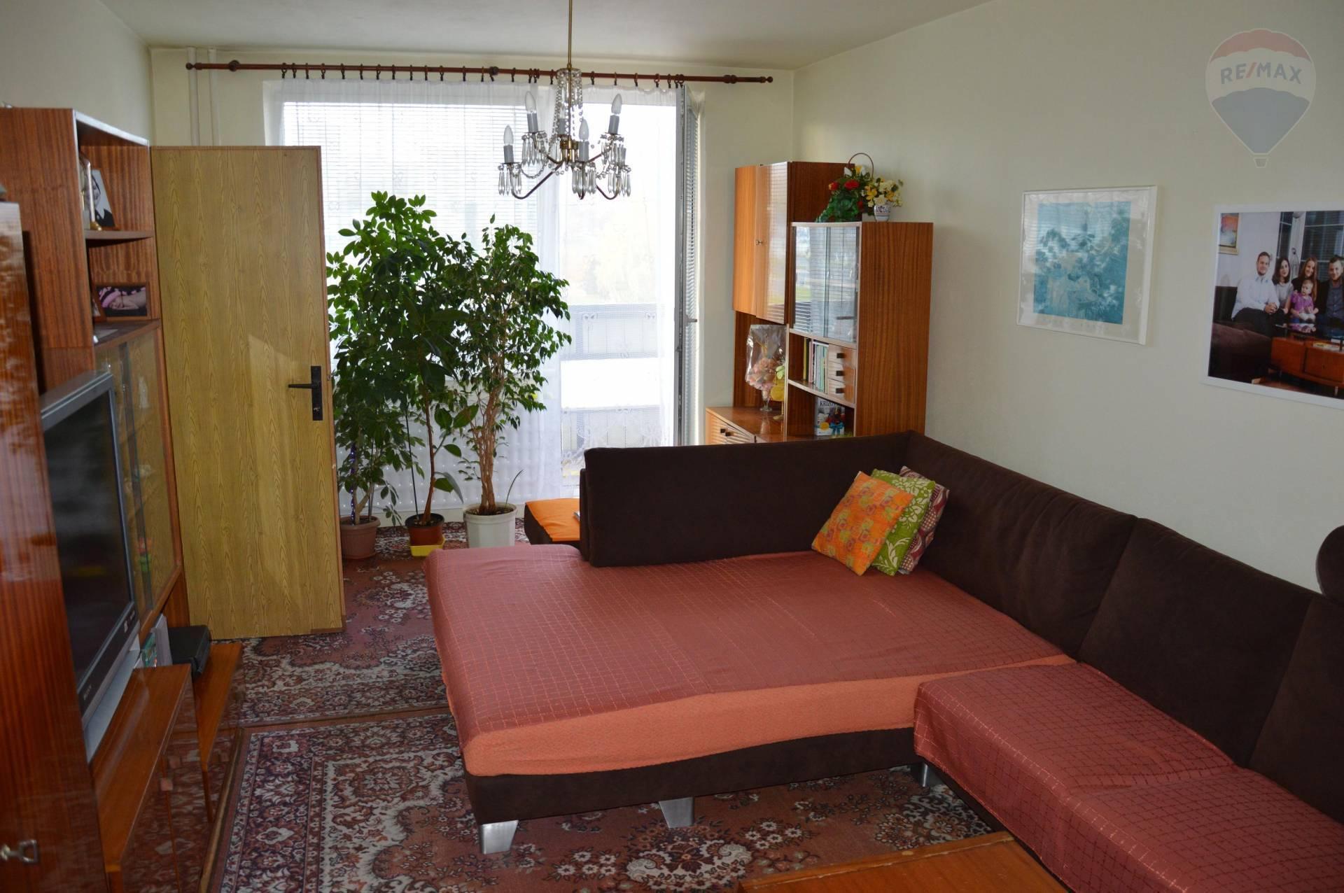 predaj 3 izbový byt Nitra, Jurkovičova