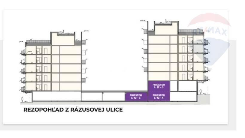 predaj obchodný priestor Nitra, Rázusova