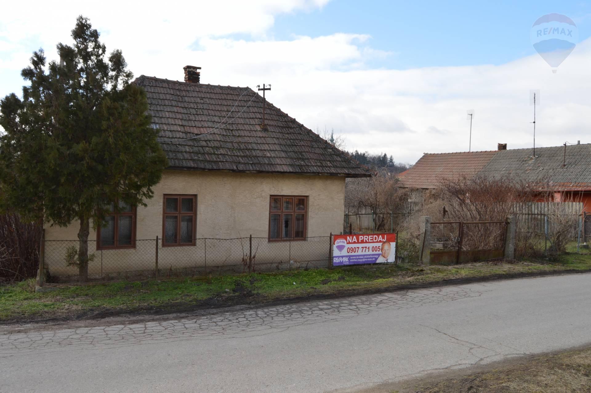 predaj rodinný dom Lukáčovce