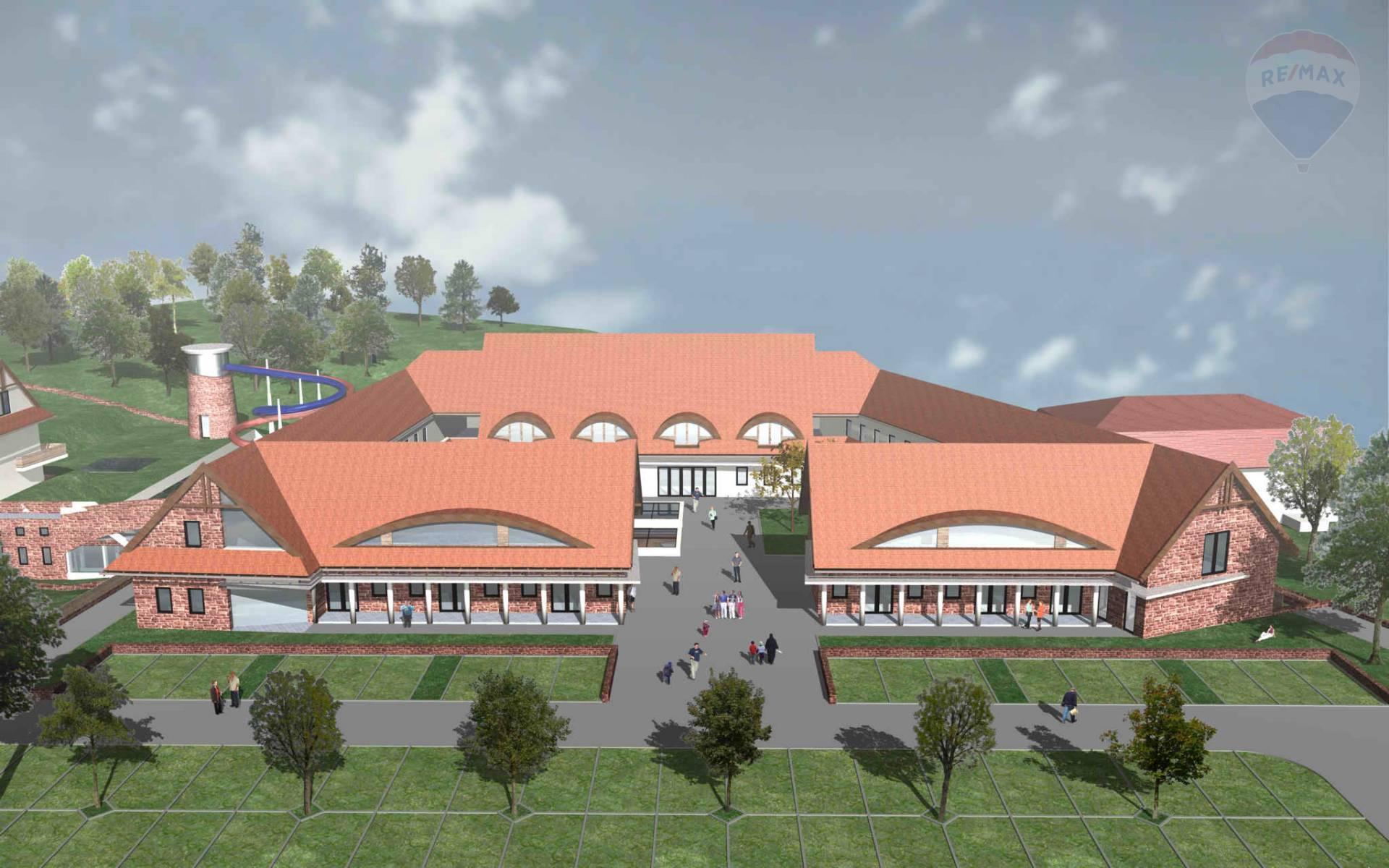 predaj pozemok na komerčnú výstavbu Balatonkenese