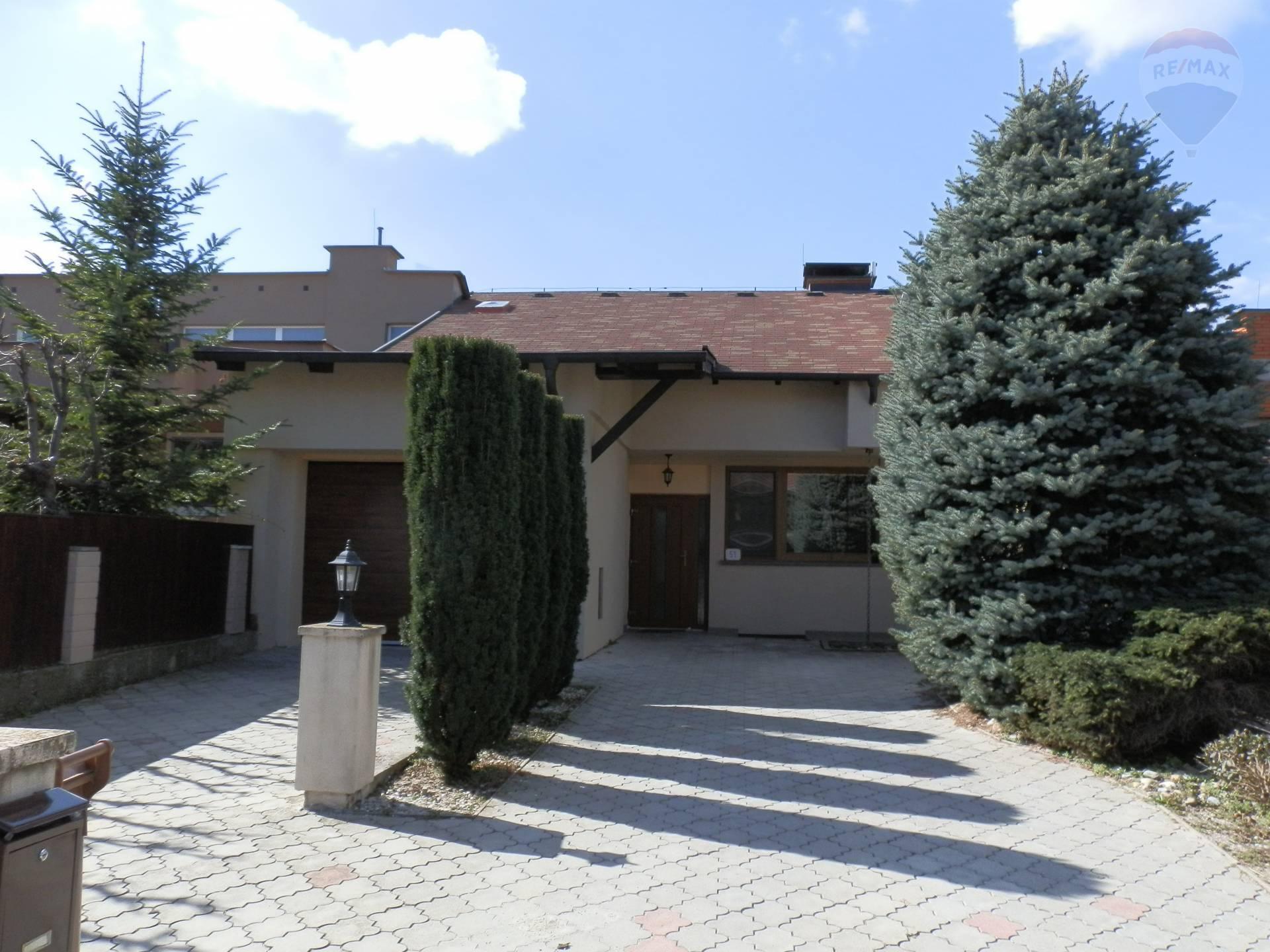 prenájom rodinný dom Nitra, Pri strelnici