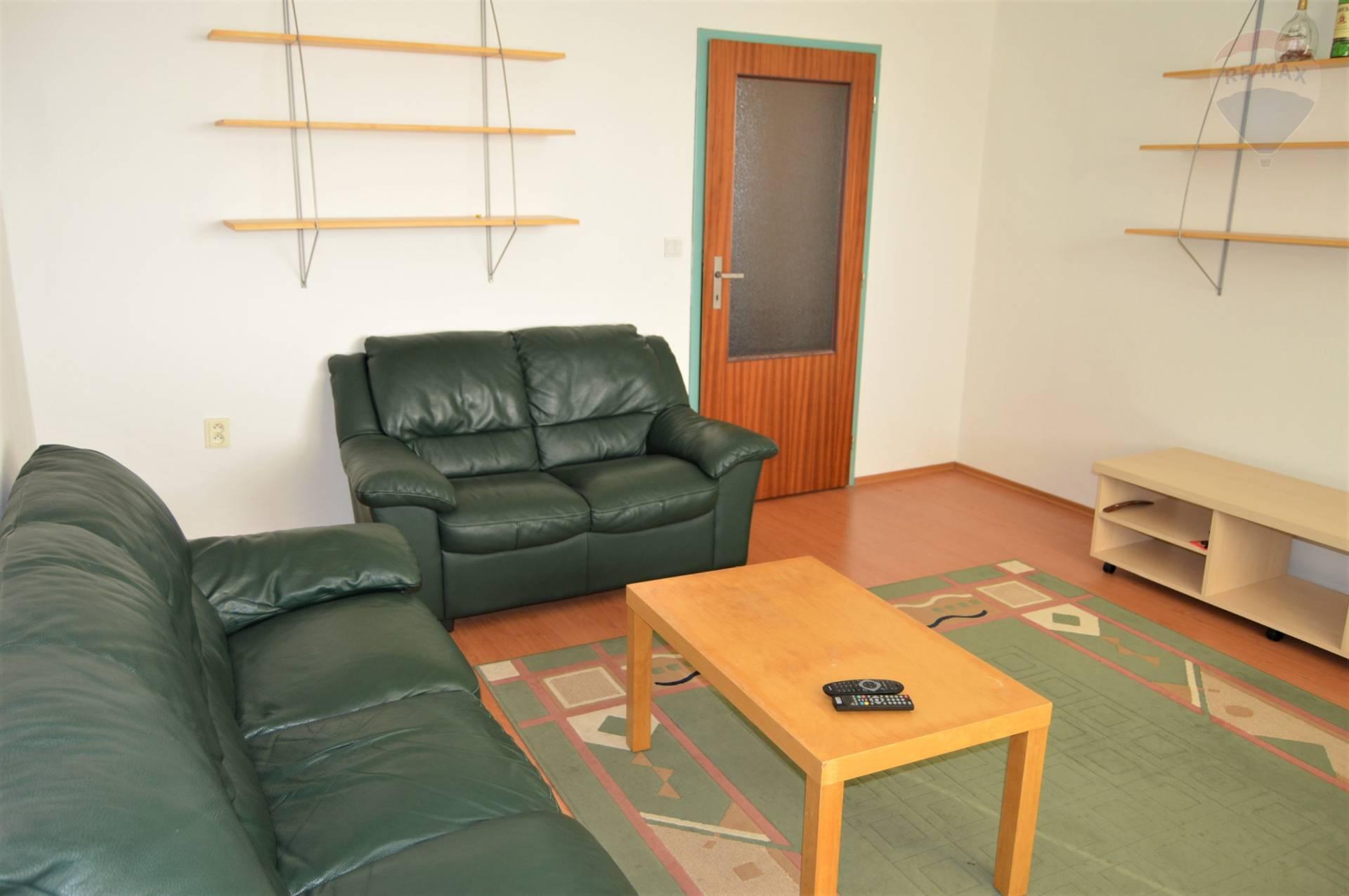 prenájom 3 izbový byt Nitra, Murániho