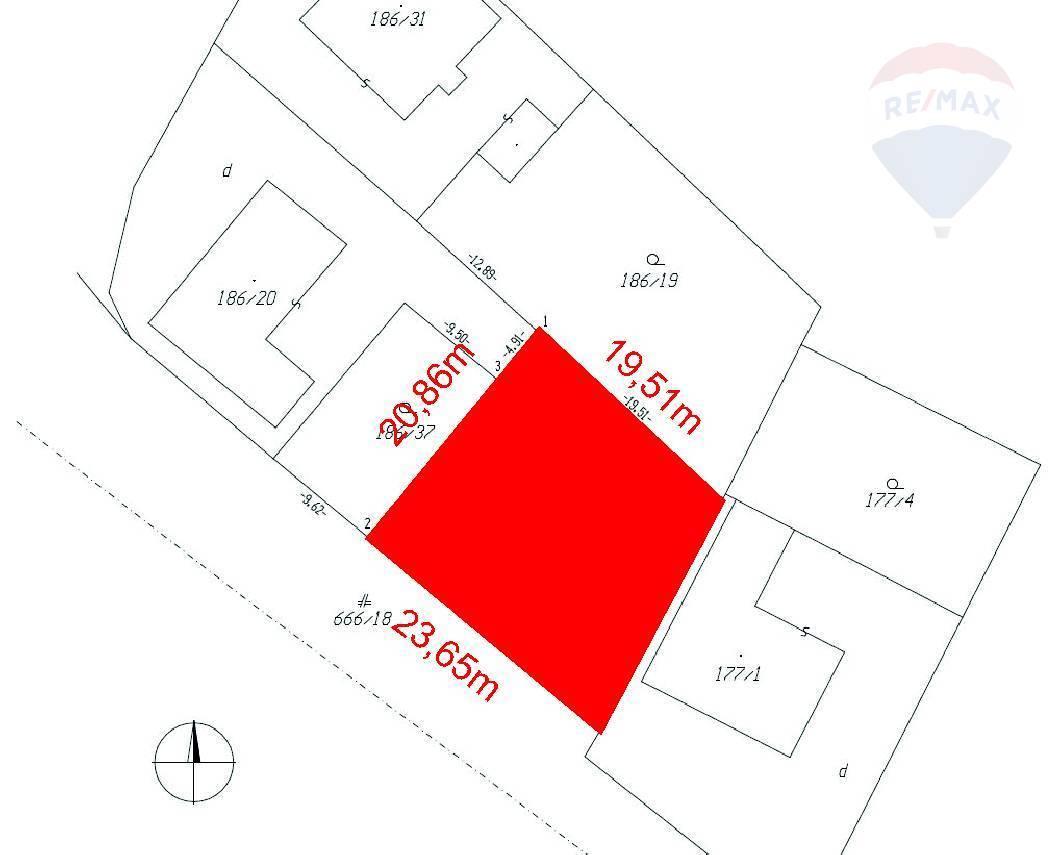 predaj stavebný pozemok Cabaj-Čápor