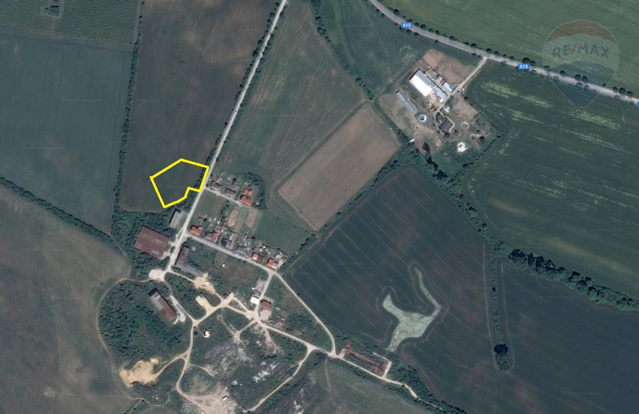 predaj stavebný pozemok Alekšince