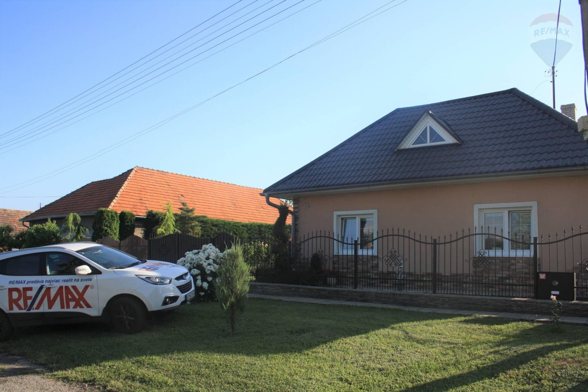 predaj rodinný dom Bardoňovo