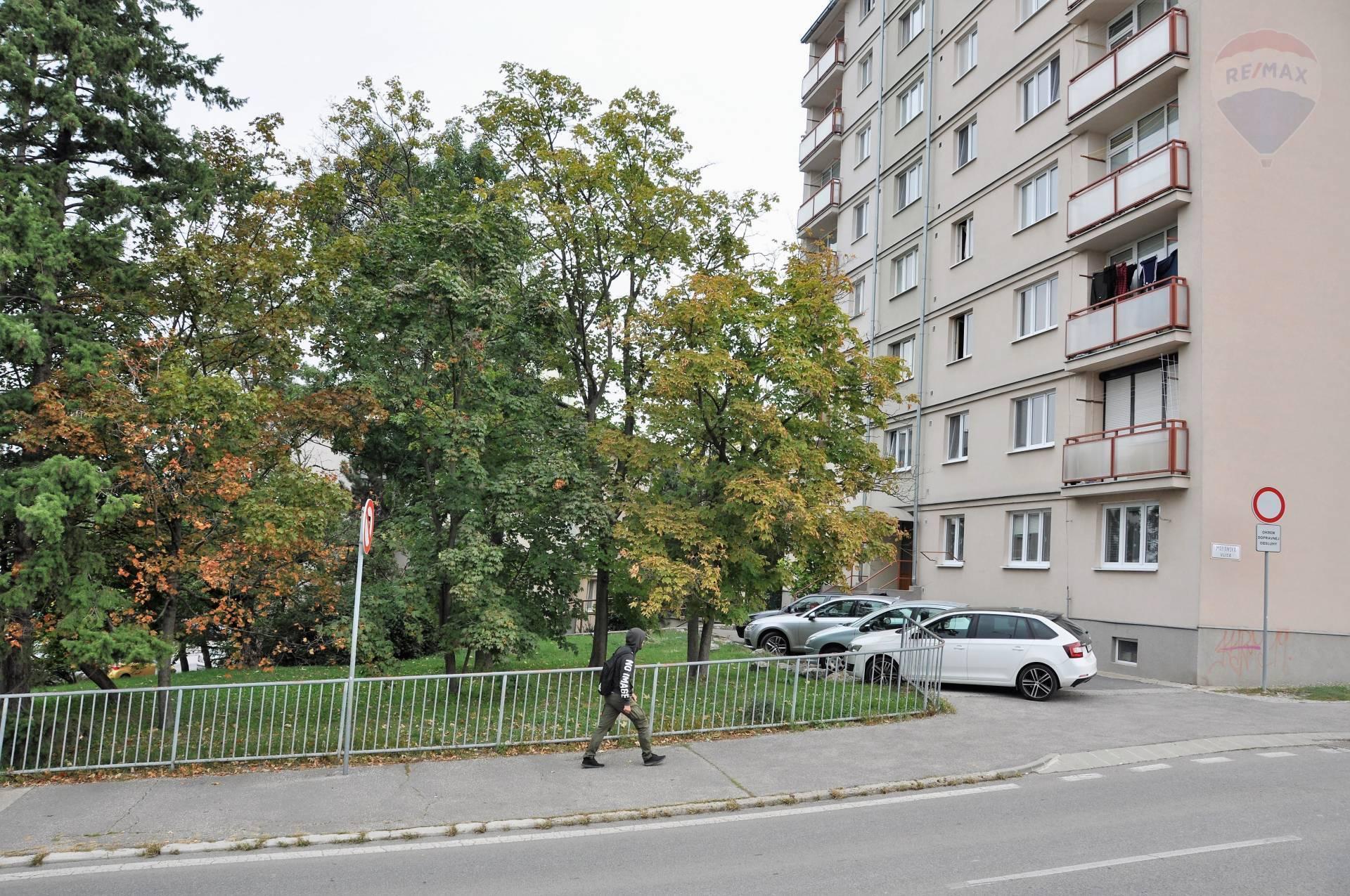 predaj 1 izbový byt Nitra, Mariánska