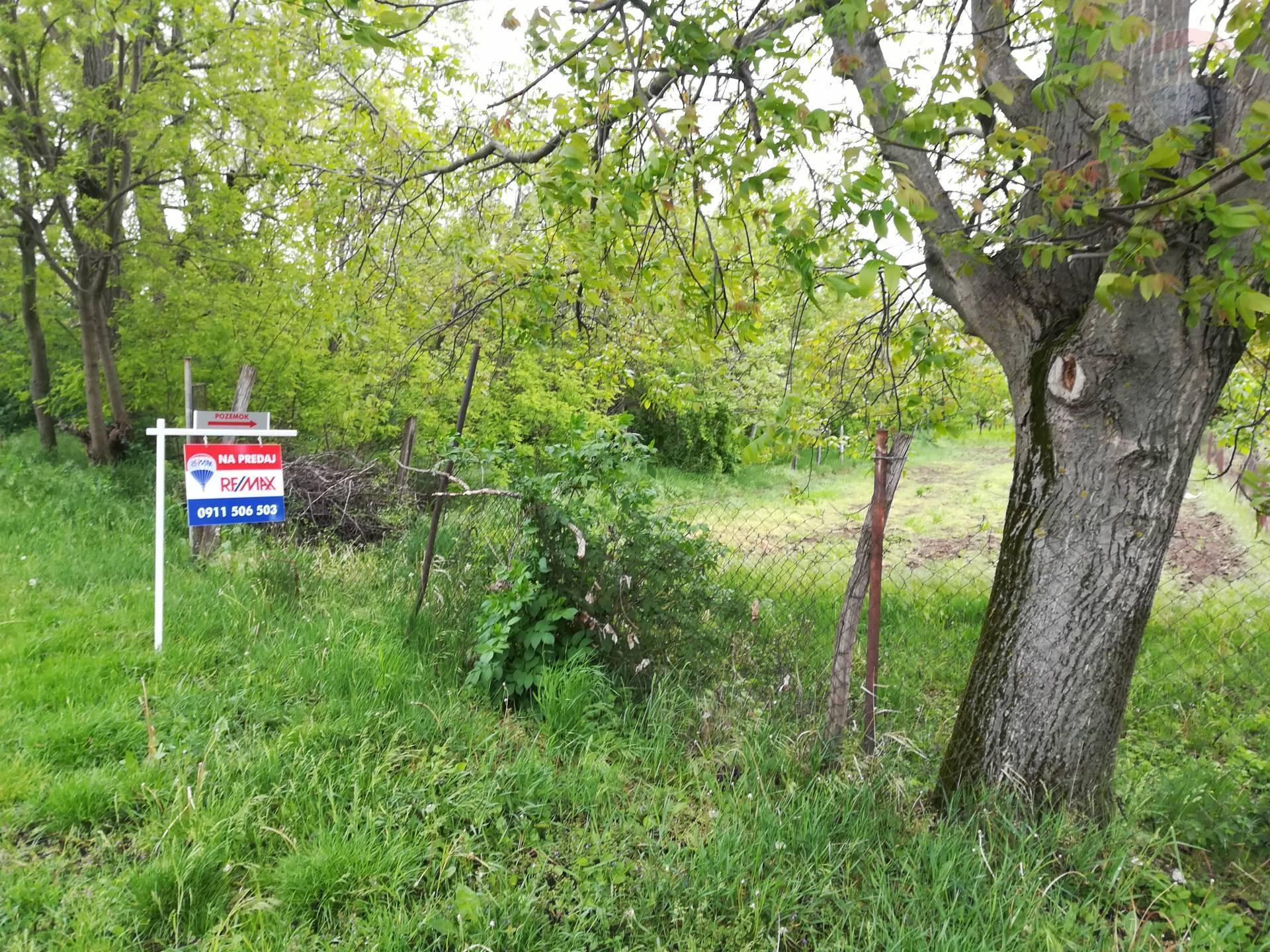 predaj stavebný pozemok Paňa