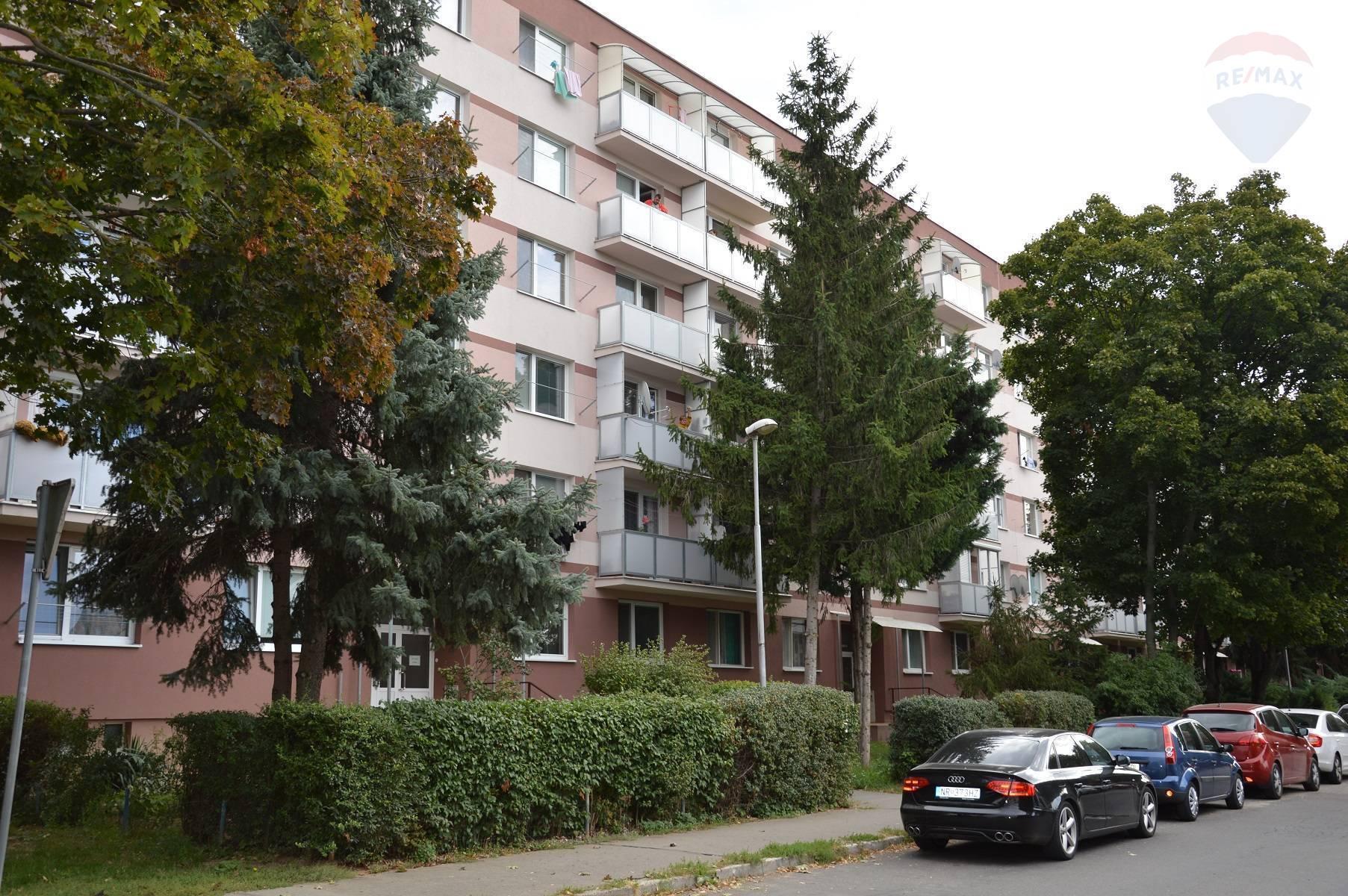 REZERVOVANÉ Predaj 2 izbový byt Nitra Chrenová