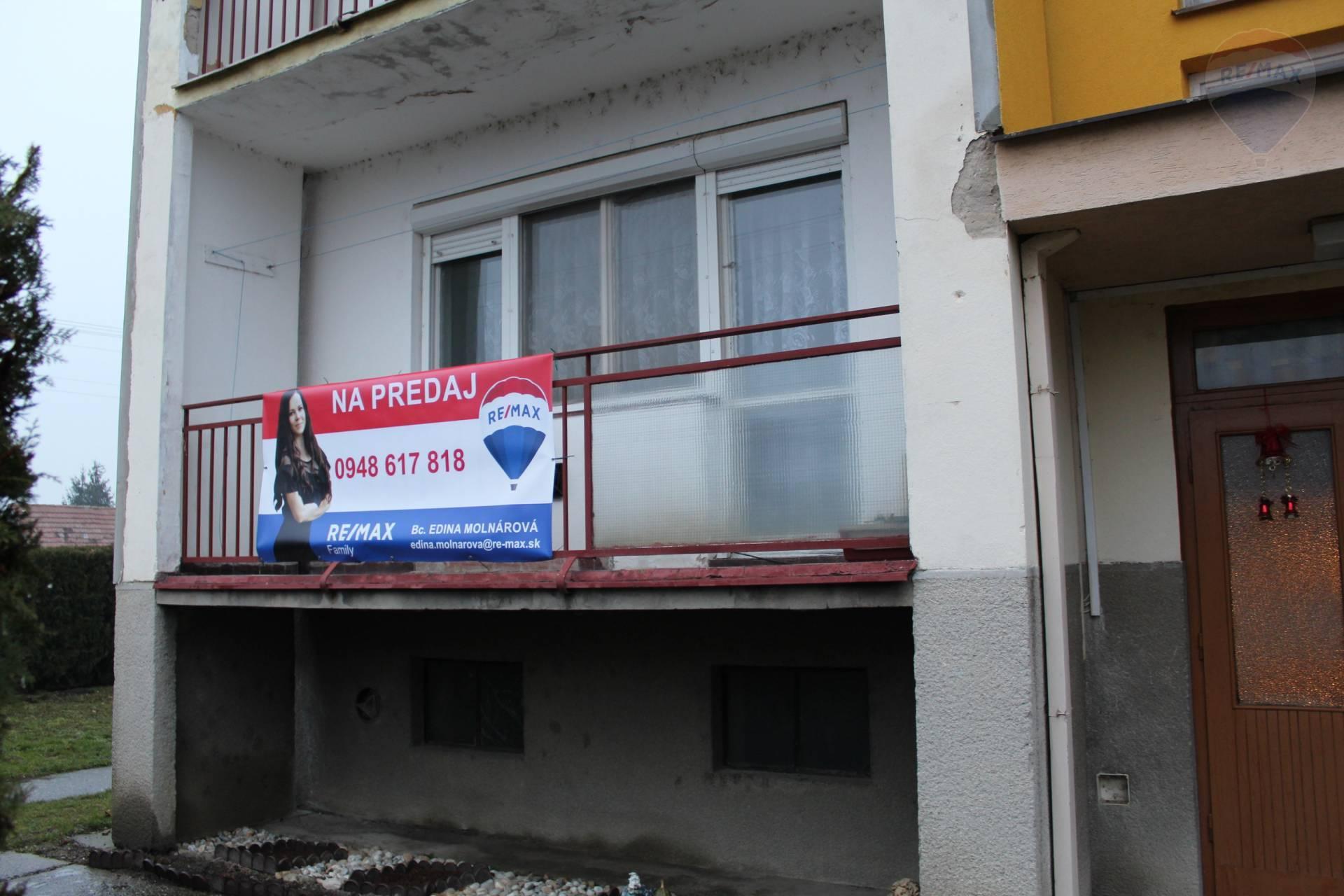 predaj 2 izbový byt Horné Mýto