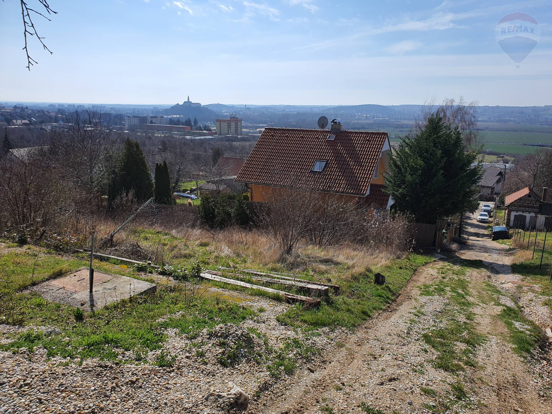 Pozemok 736 m², Nitra – Zobor, Bojnická ul. EXKLUZÍVNE