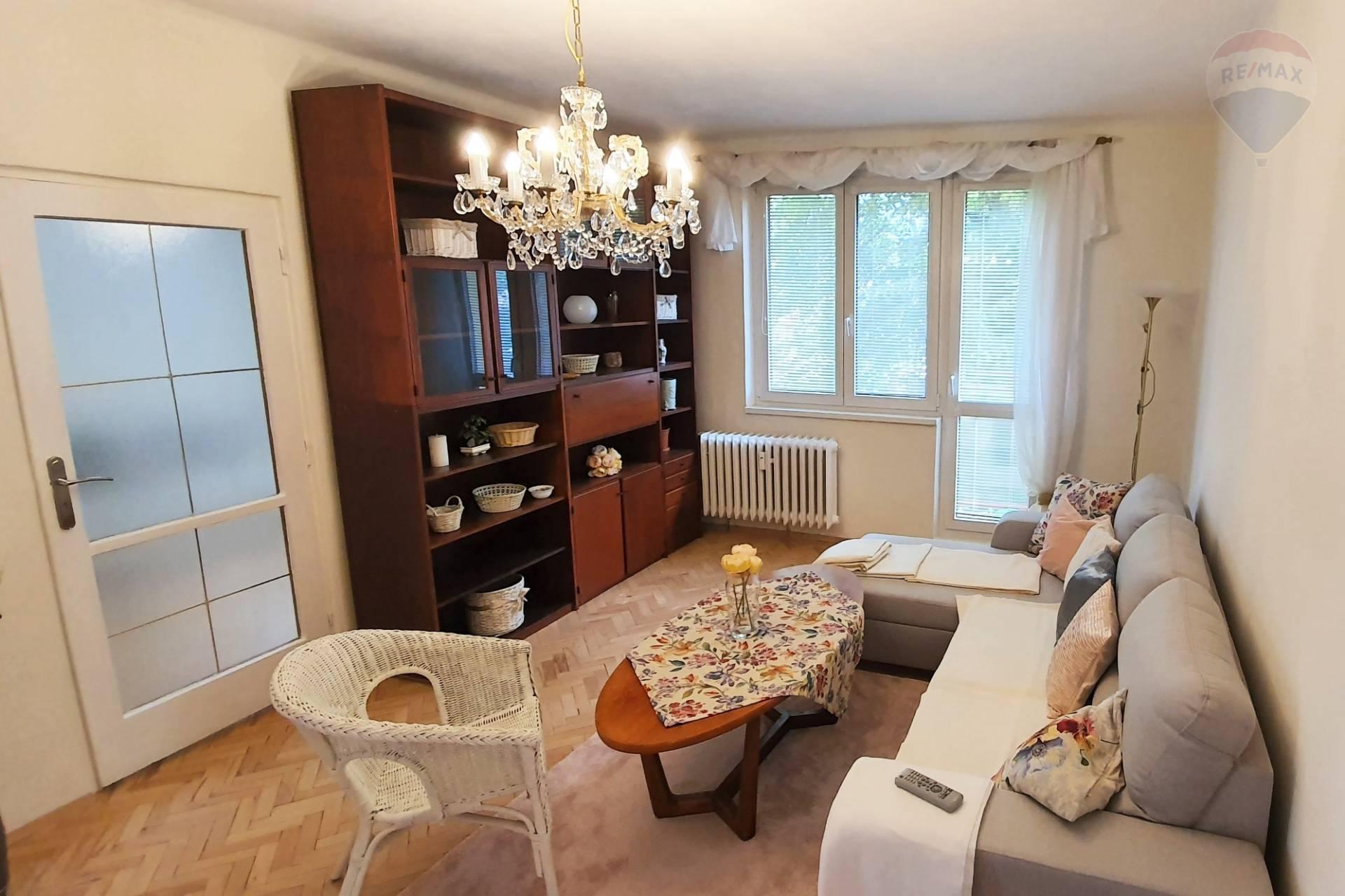 prenájom 3 izbový byt Nitra, Schurmannova