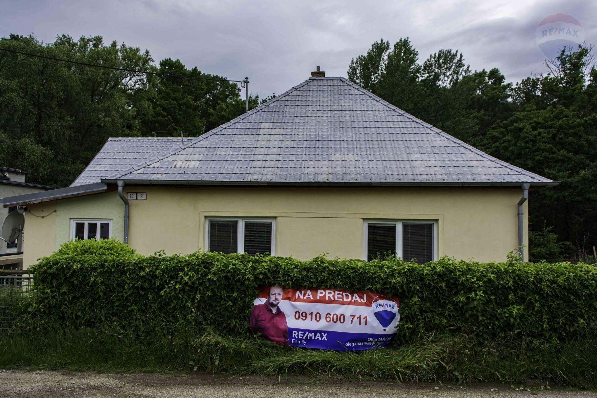 predaj rodinný dom Nitra, Ovocinárska