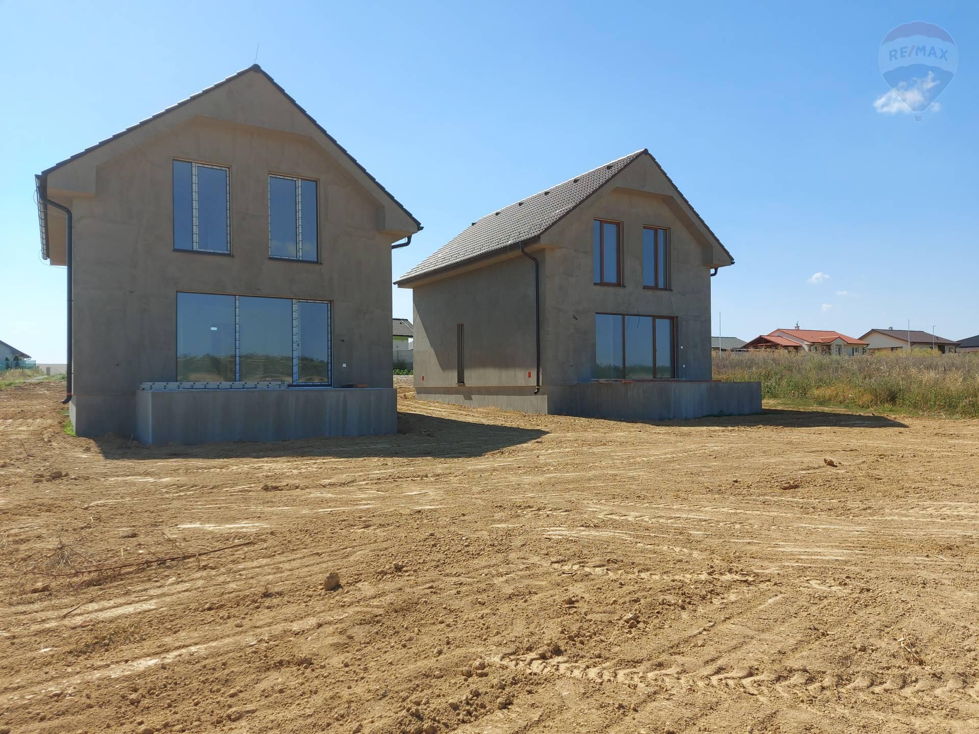 REZERVOVANE!!! Predaj 4 izb. novostavba 102 m2 Veľký Lapáš - Nitra