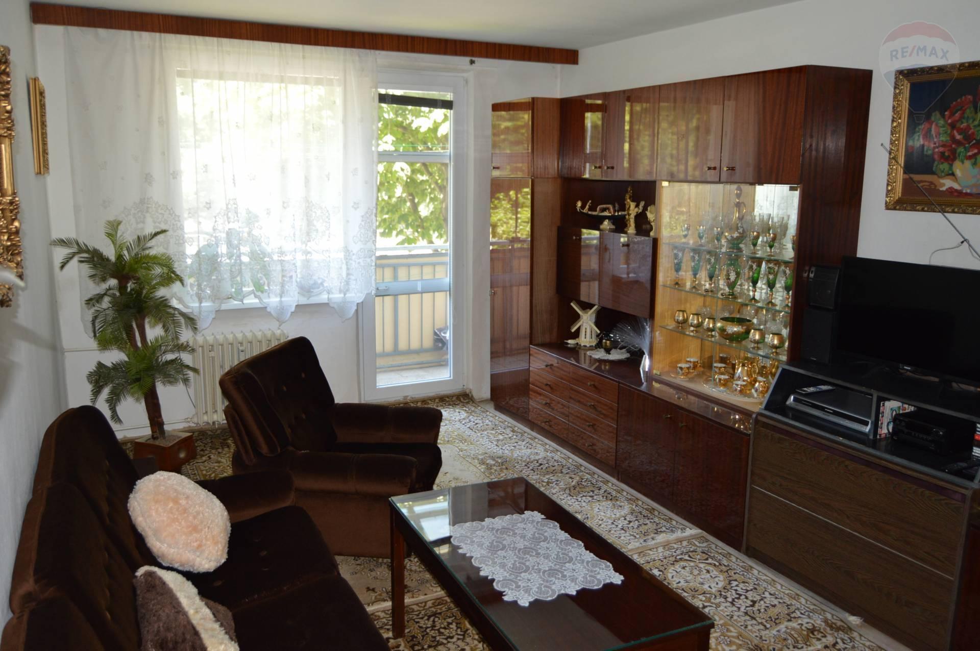 predaj 3 izbový byt Nitra, Trieda Andreja Hlinku