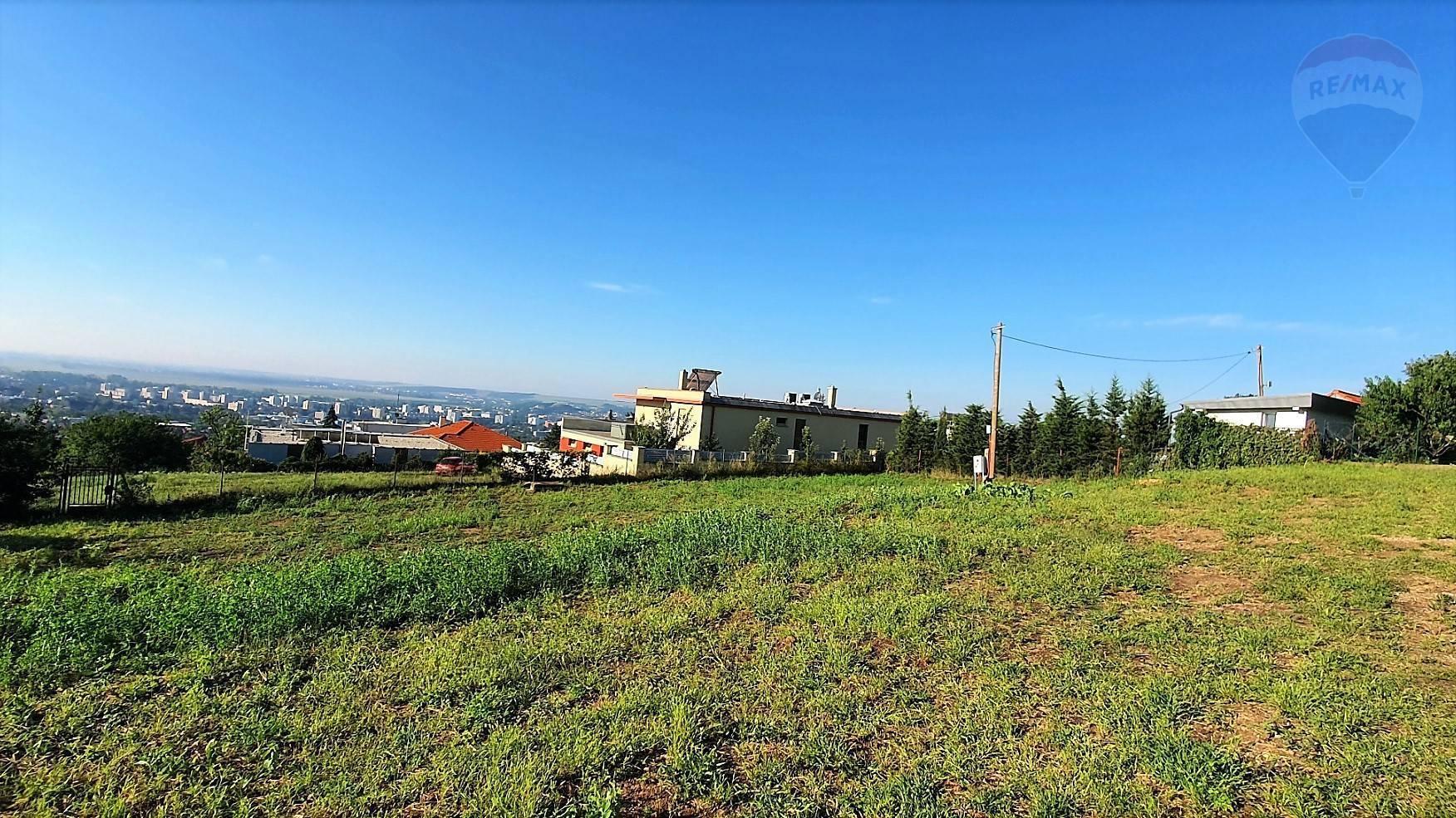 predaj stavebný pozemok Nitra, Hraničná