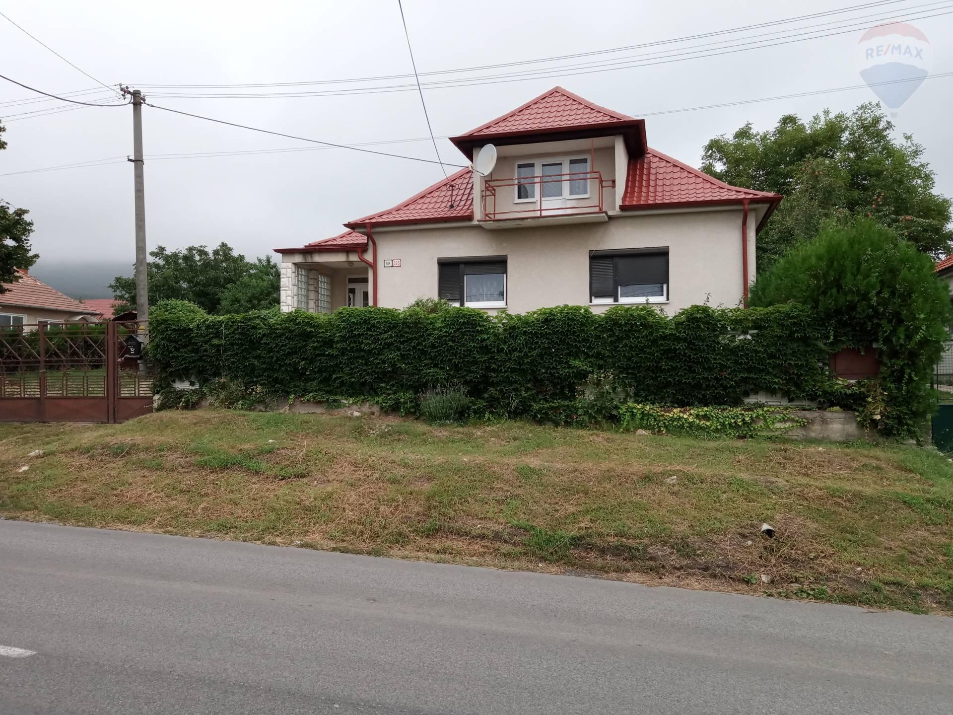 prenájom rodinný dom Nitrianske Hrnčiarovce, Jelenecká