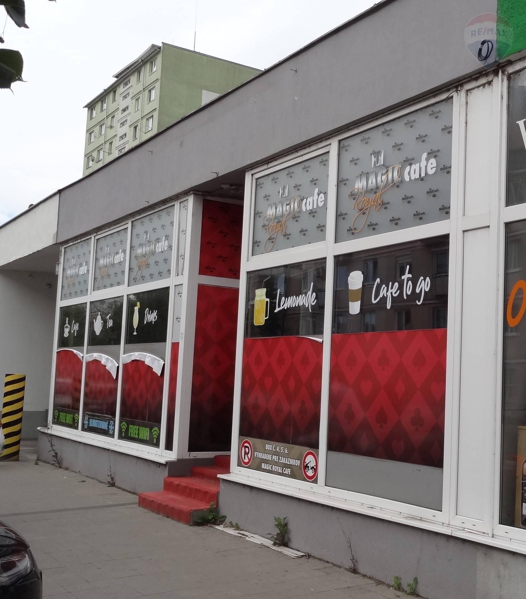 prenájom obchodný priestor Nitra, Ďurková
