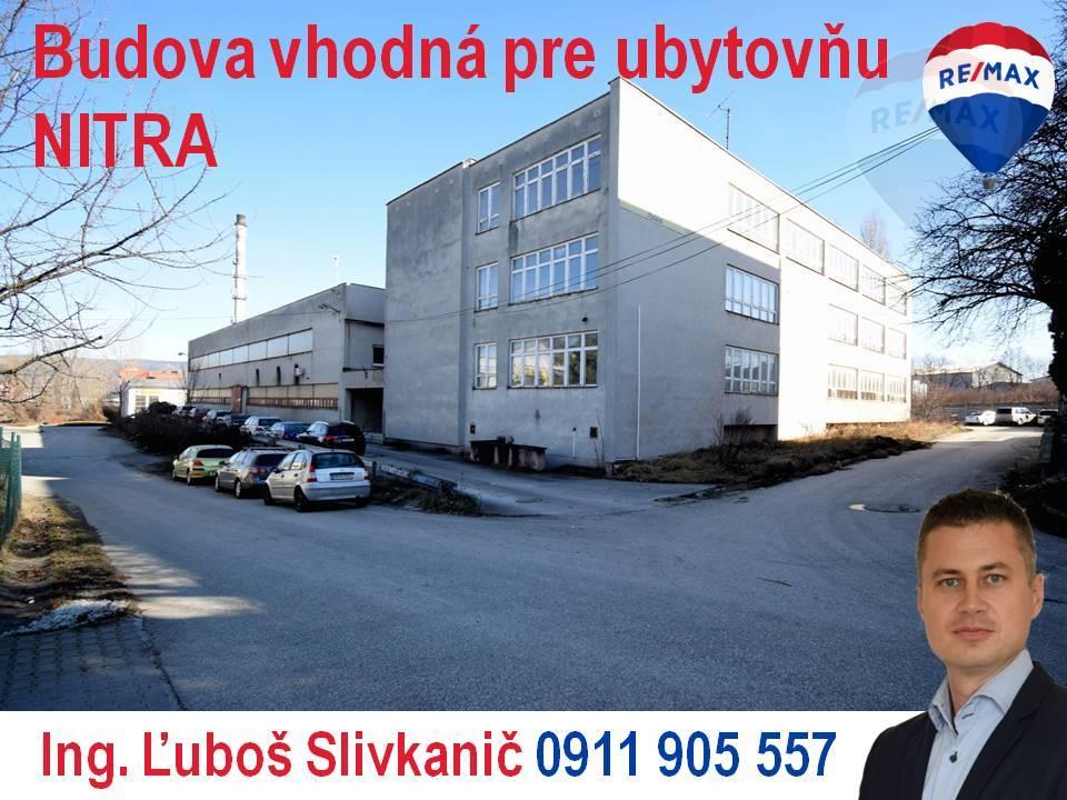 predaj poľnohospodársky objekt Nitra, Rastislavova