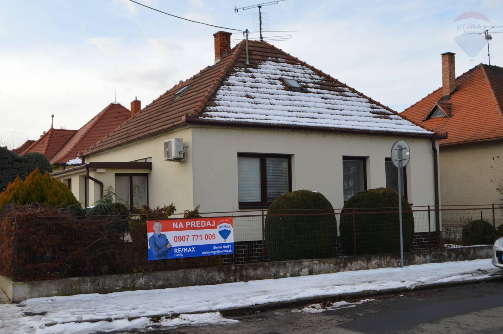 predaj rodinný dom Nitra, Kukučínova