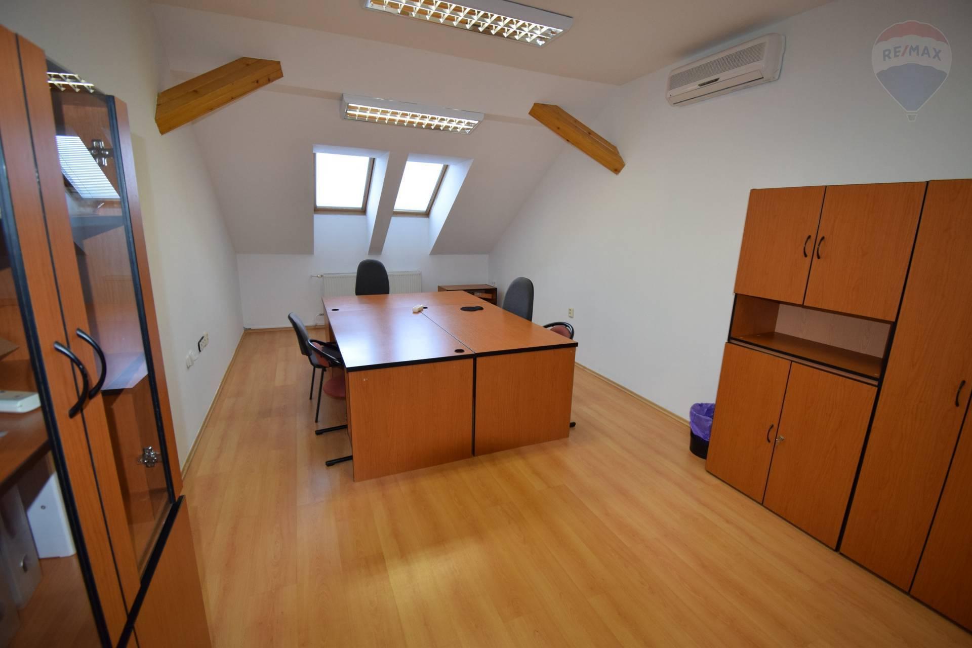 prenájom kancelária Nitra, Vodná