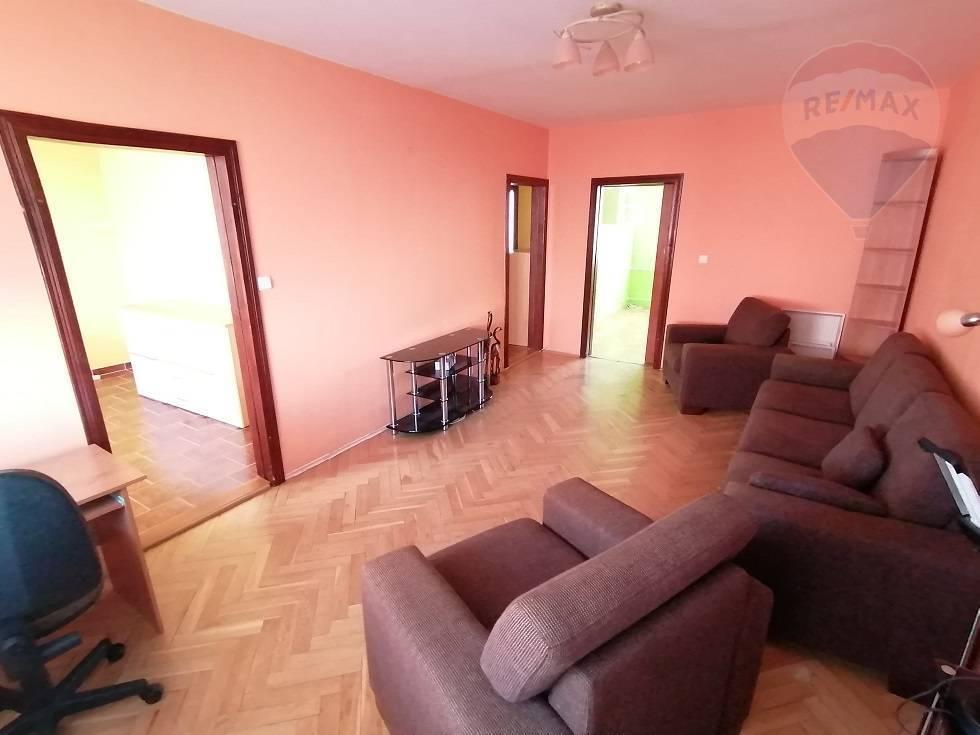 predaj 3 izbový byt Nitra, Borodáčova