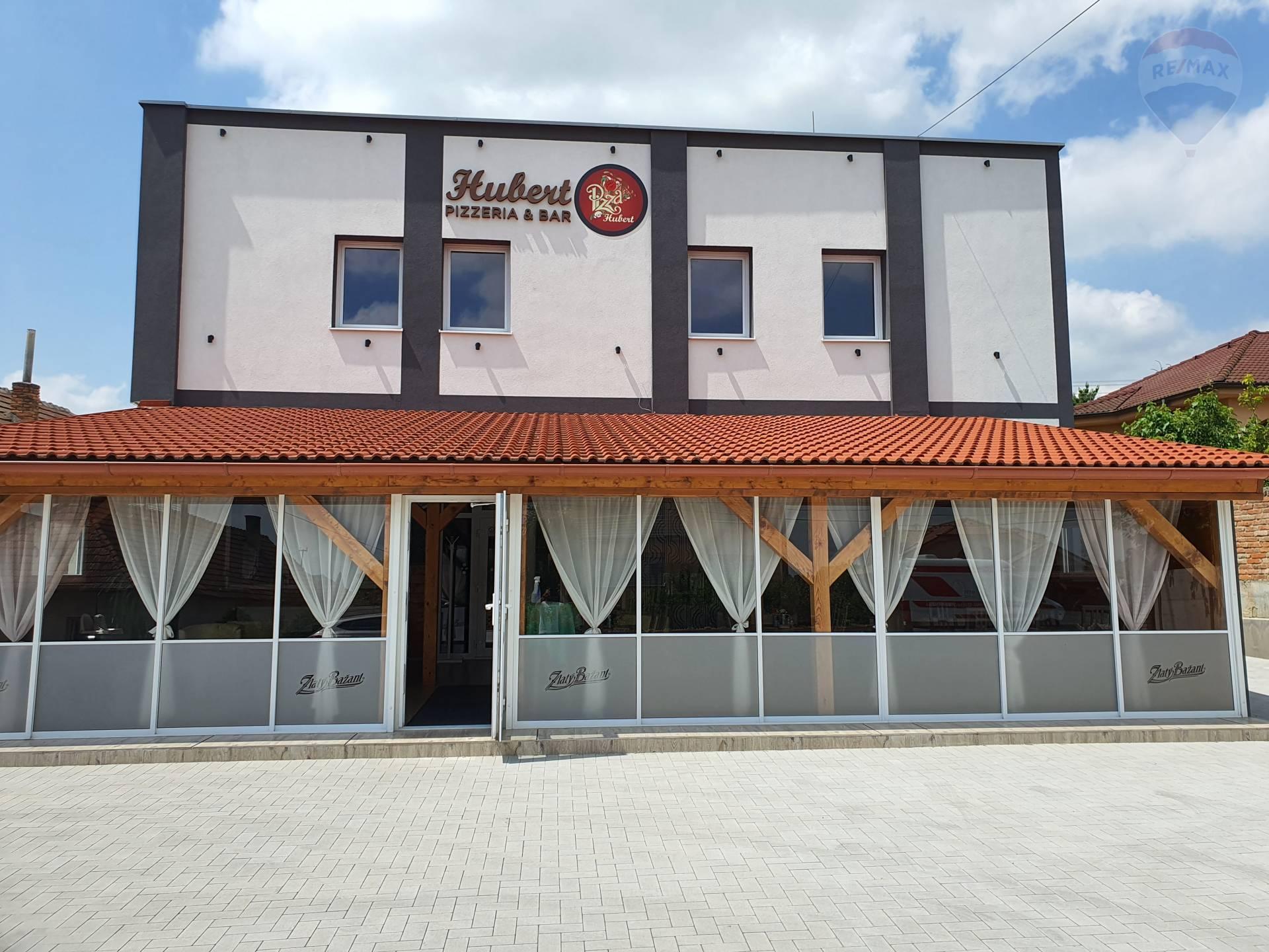 predaj reštaurácia Veľký Kýr