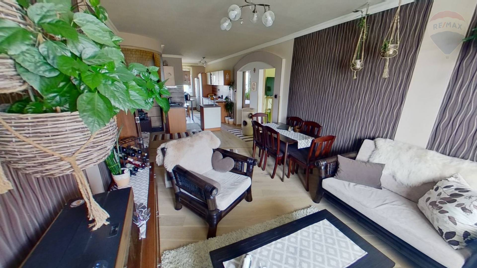 predaj 3 izbový byt Nitra, Benkova