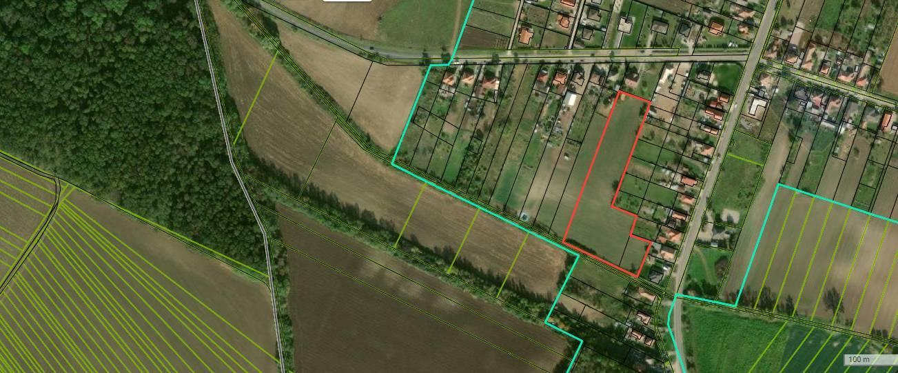 predaj poľnohospodársky pozemok Cabaj-Čápor