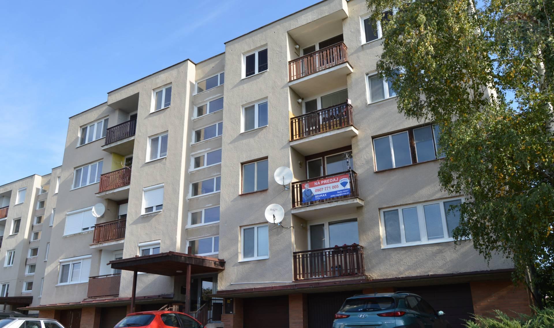 predaj 4 izbový byt Senec, Žarnovova